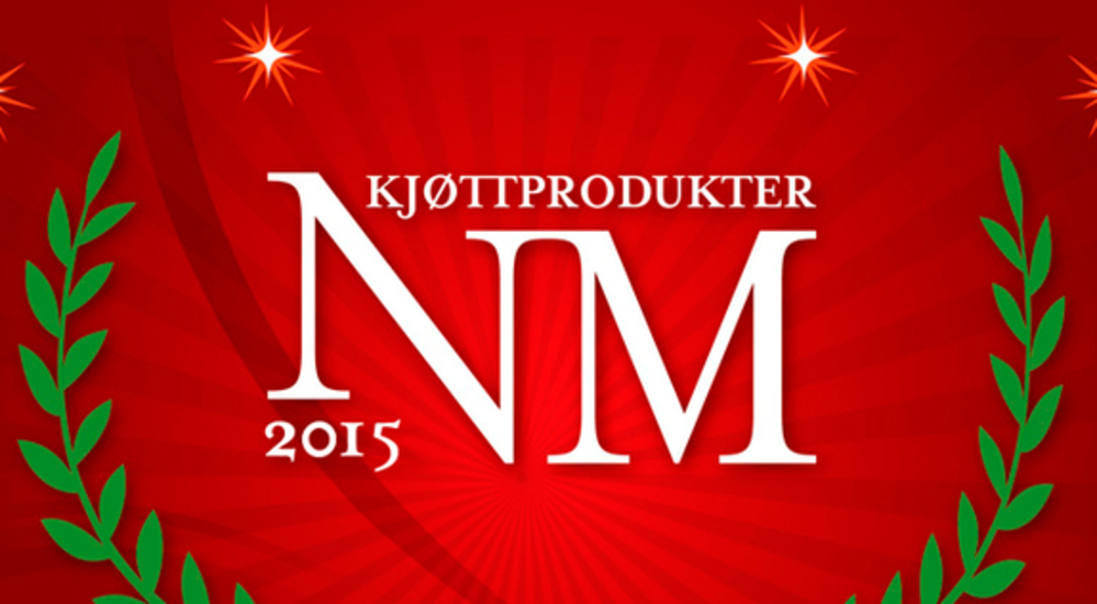 Logo NM i kjøttprodukter jul 2015